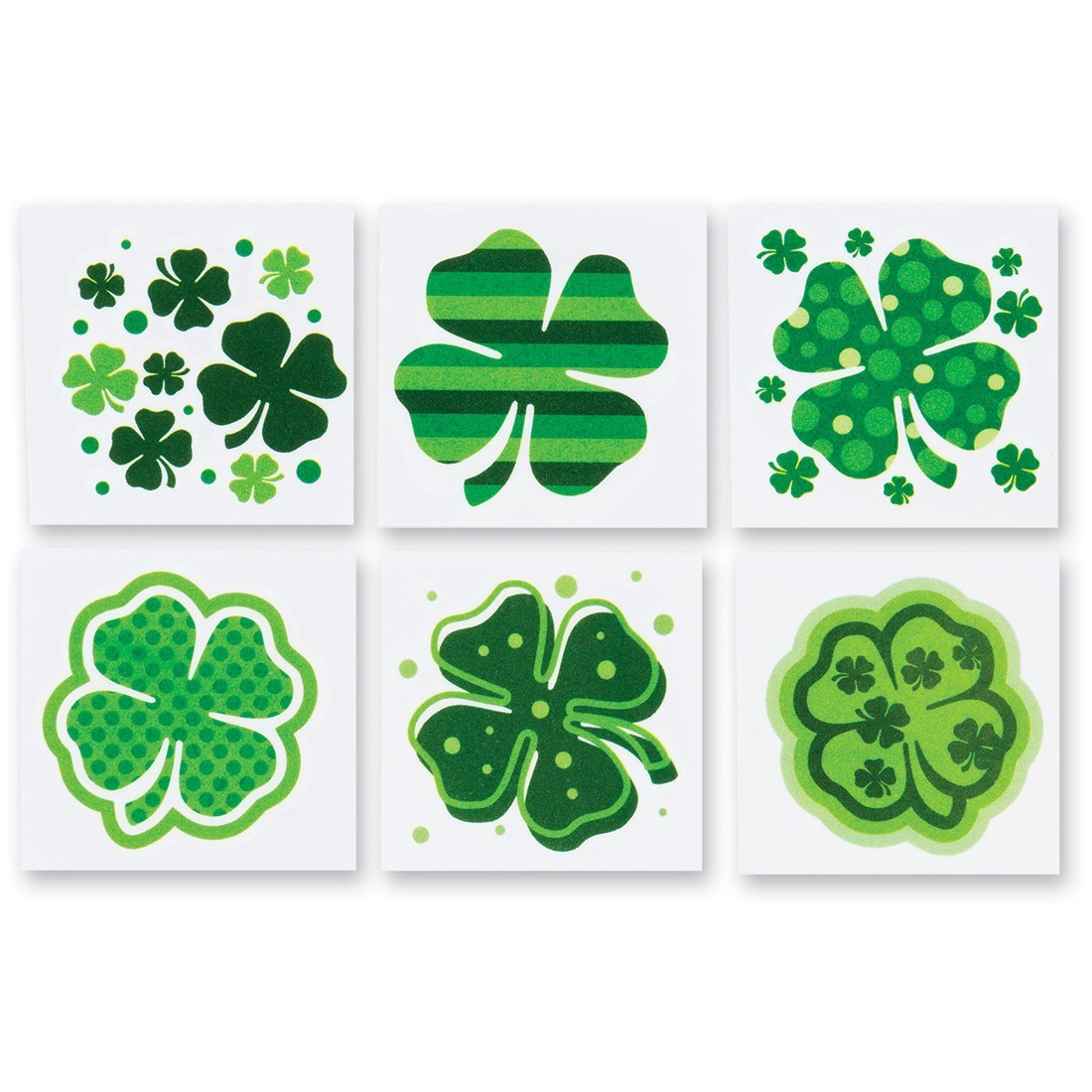 Shamrock Tattoos [image]