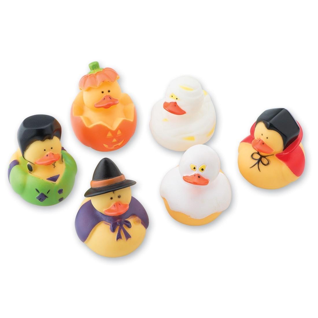 Halloween Rubber Ducks [image]