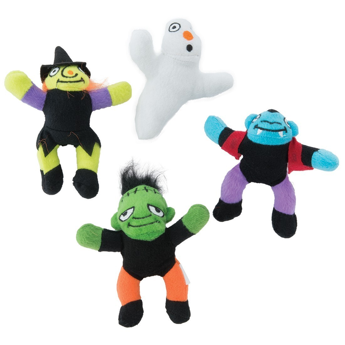 Plush Bean Bag Halloween Characters [image]