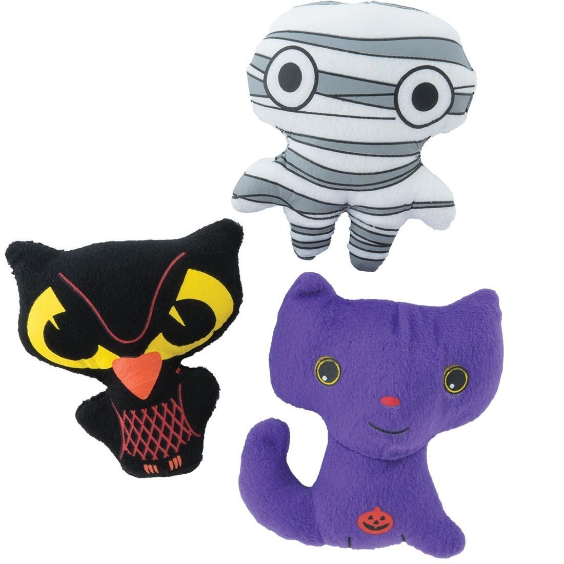 Plush Halloween Mini Pillow Characters [image]