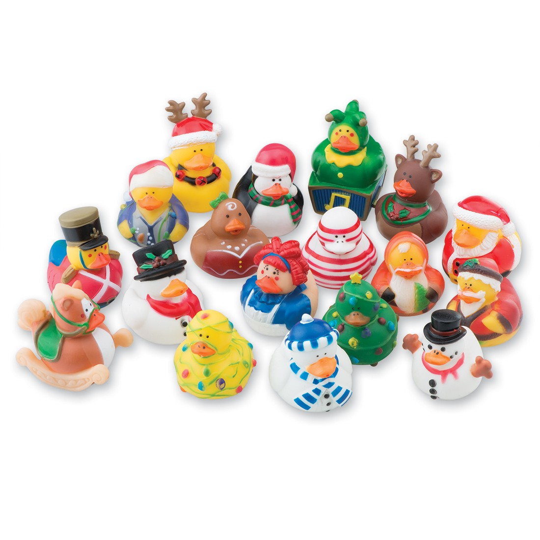 Christmas Rubber Duck Value Pack [image]