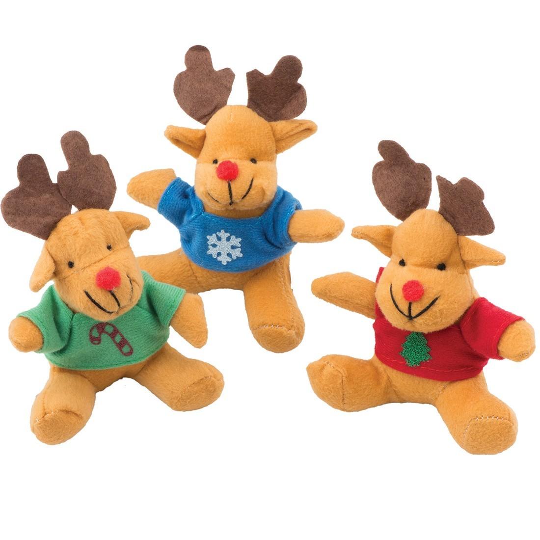 Plush Reindeer [image]