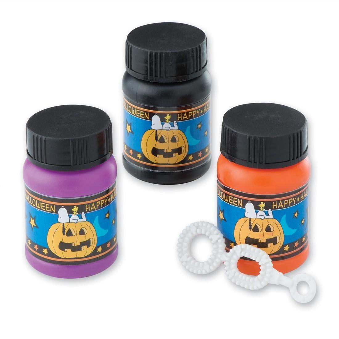 Peanuts® Halloween Mini Bubbles [image]