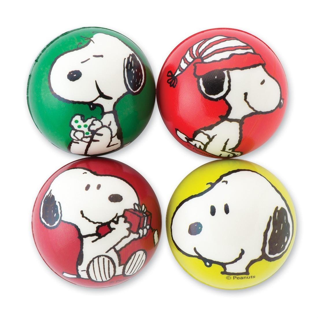 Peanuts® Christmas Stress Balls [image]