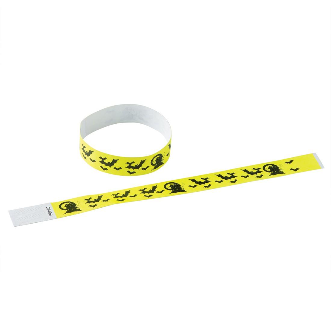 Halloween Adhesive Wristbands [image]