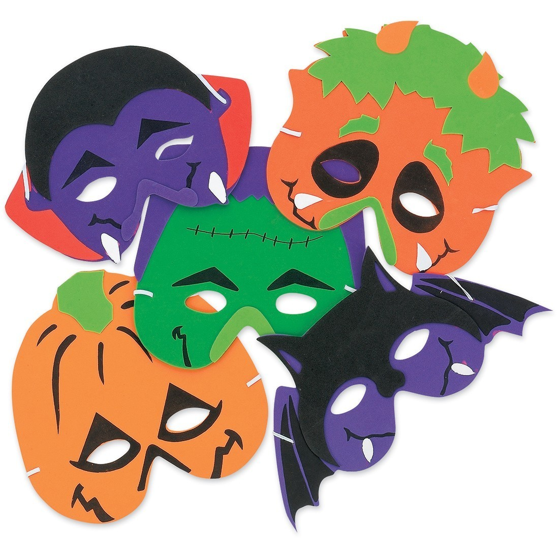 Halloween Masks [image]