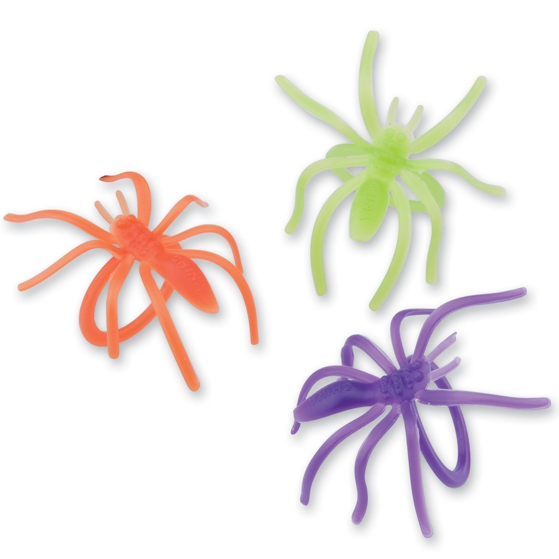 Halloween Spider Rings [image]