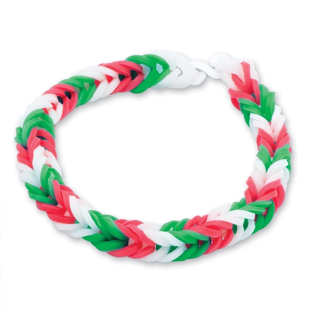 Christmas Stretchy Band Bracelets [image]