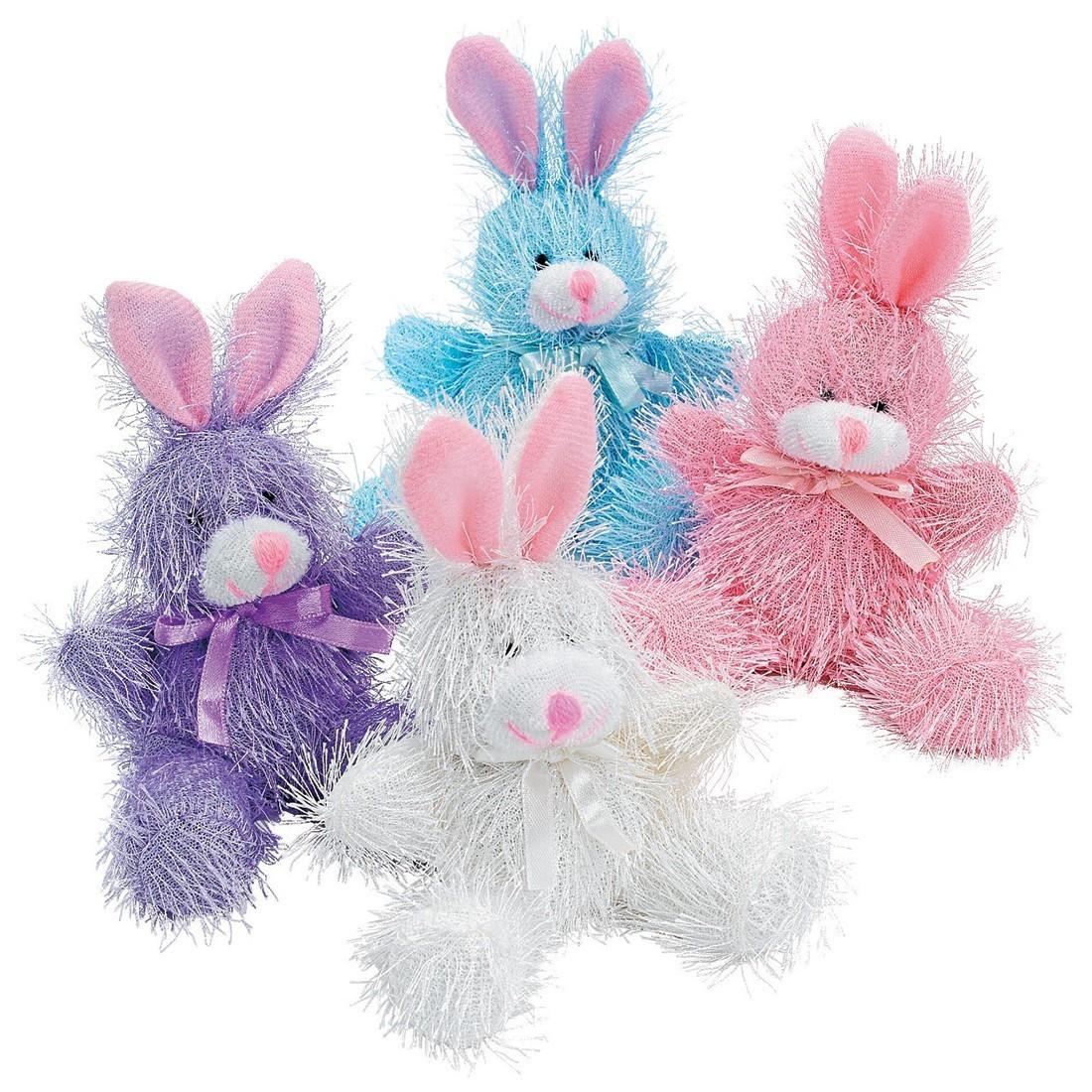 Plush Furry Bunnies [image]