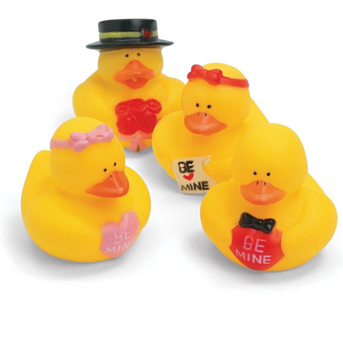 Valentine Rubber Ducks [image]