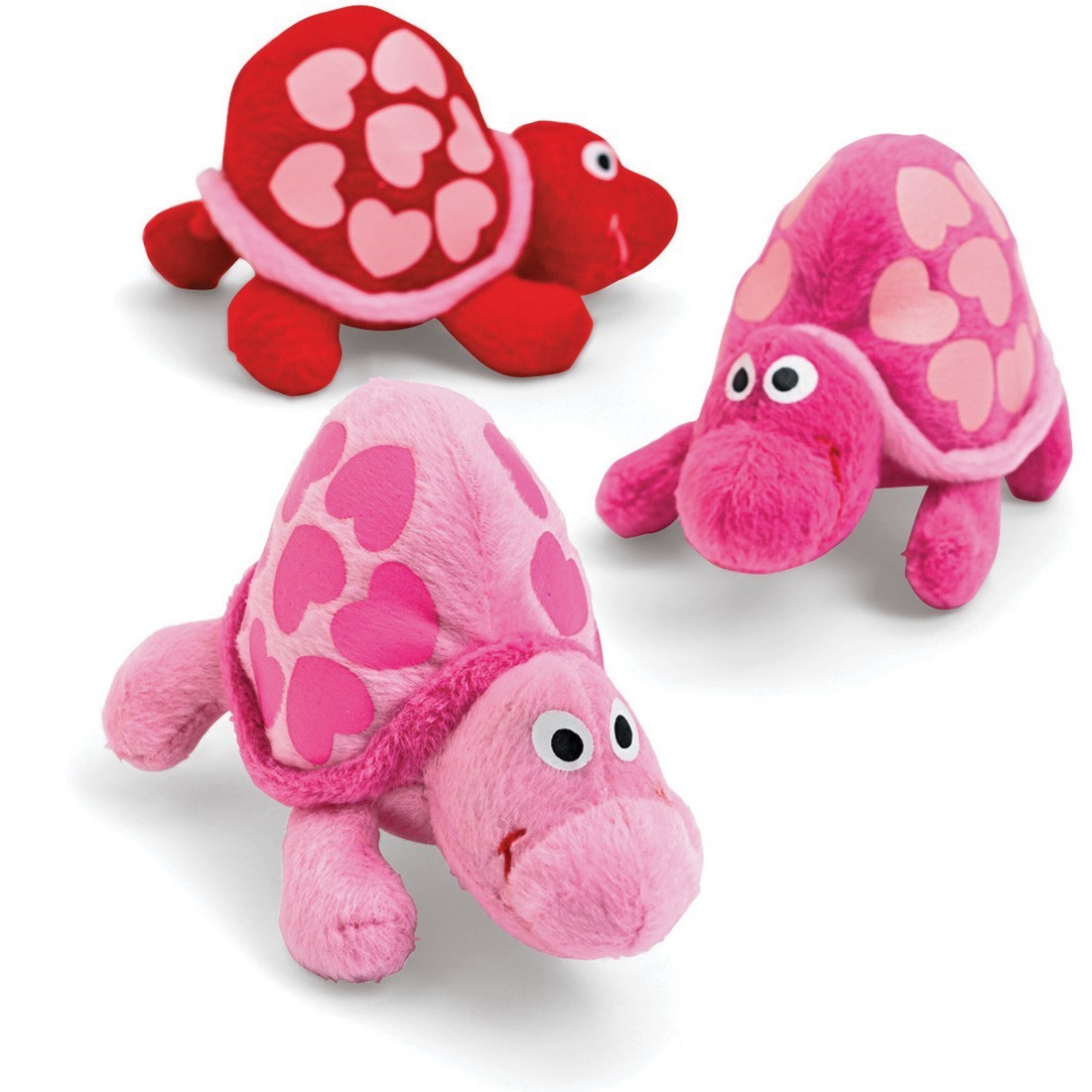 Plush Valentine Turtles [image]
