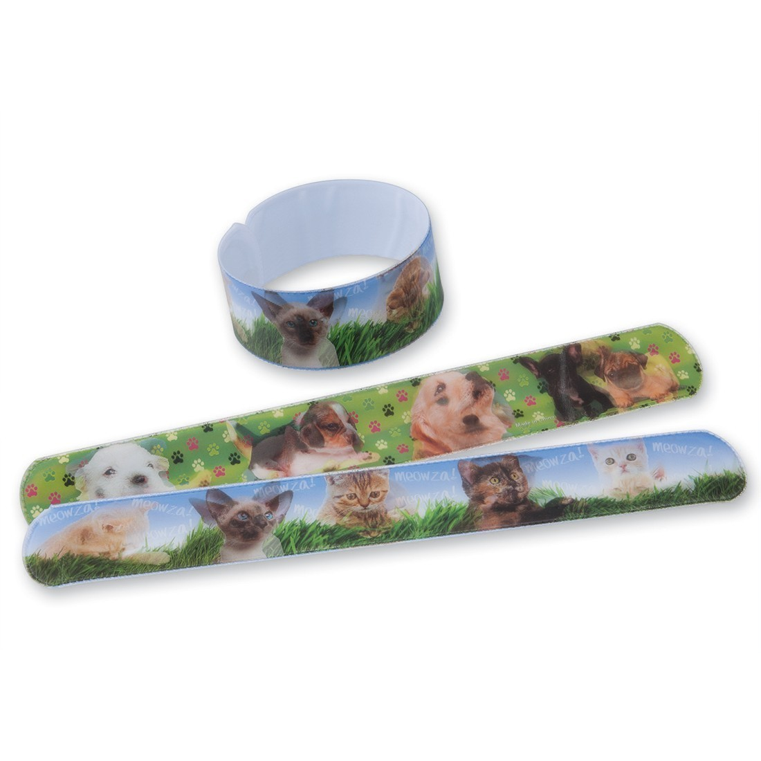 Flicker Slap Bracelets [image]