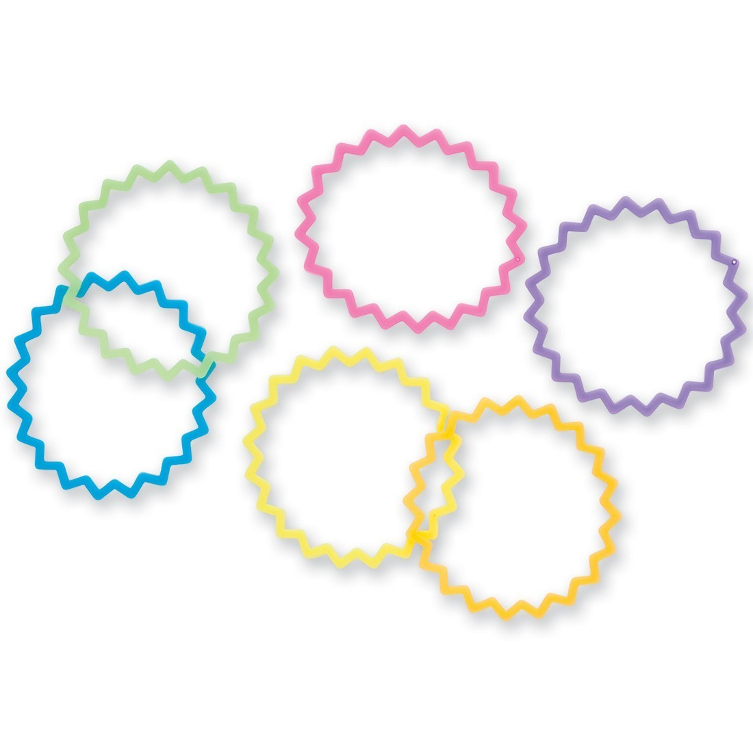 Neon Wave Bracelets [image]