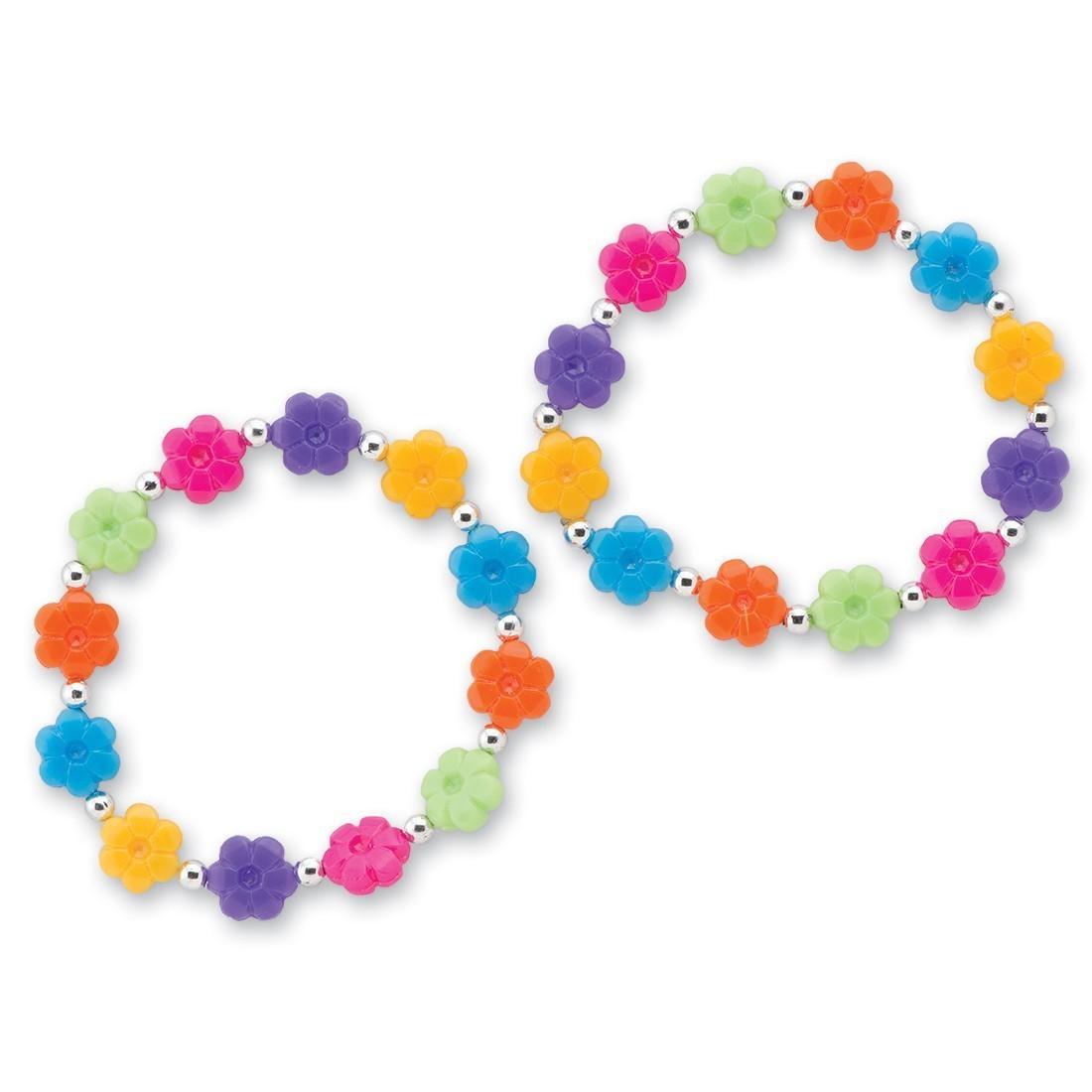 Stretchy Flower Bracelets [image]