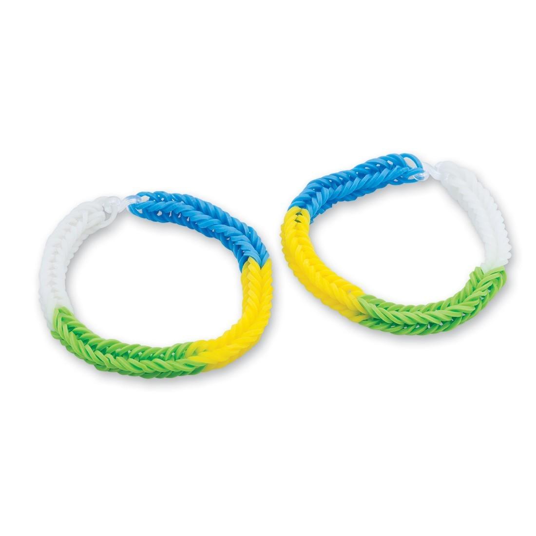 Rainbow Stretchy Band Bracelets [image]