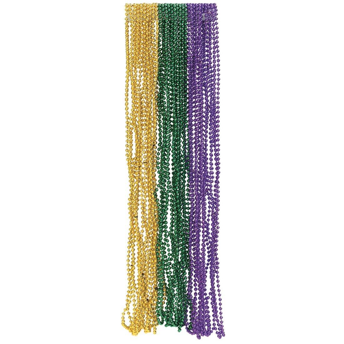 Mardi Gras Beads [image]