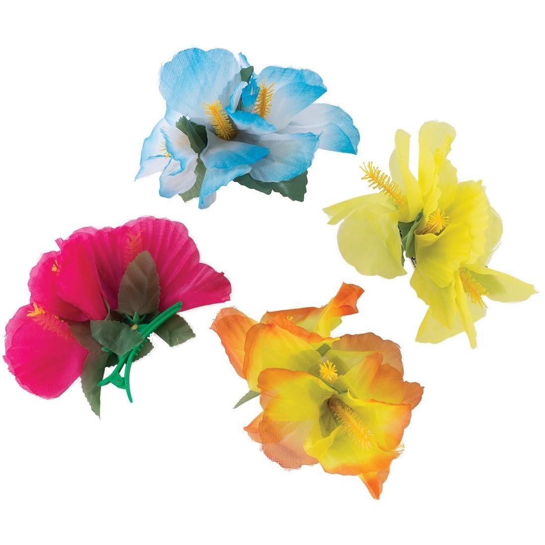 Flower Hair Clips [image]