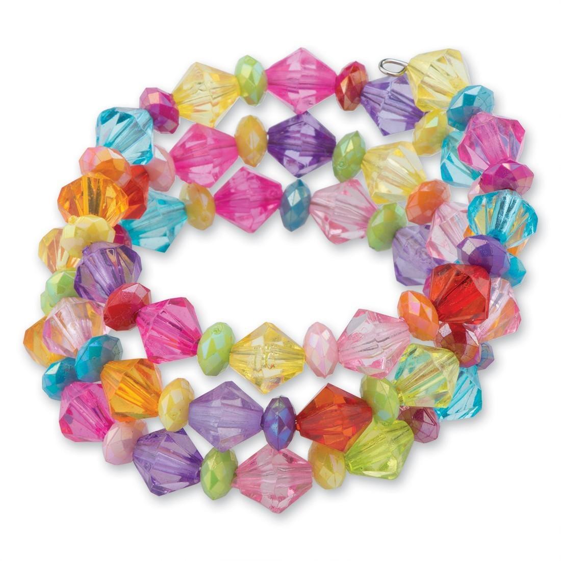 Jewel Coil Bracelets [image]