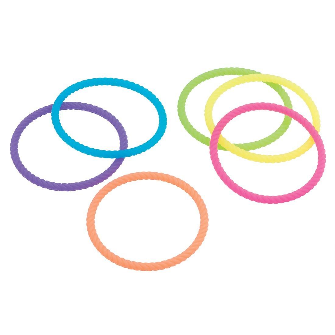 Rubber Cable Bracelets [image]