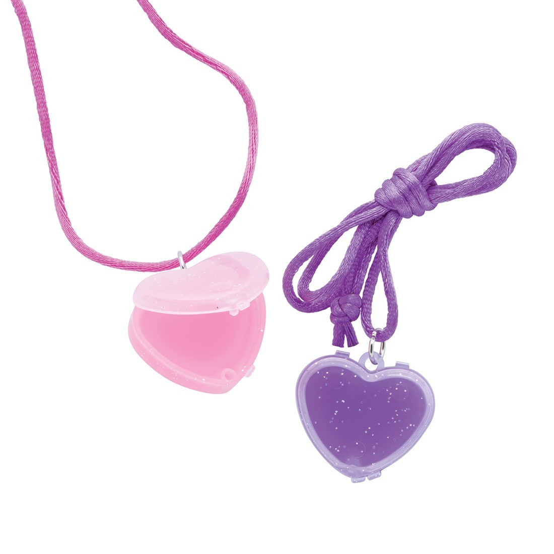 Heart Lipgloss Necklaces [image]