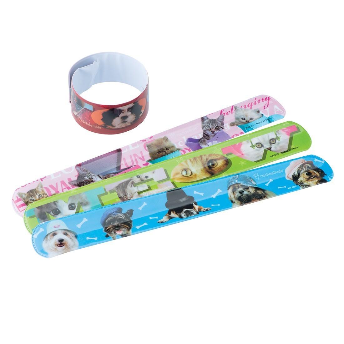 Rachael Hale Slap Bracelets   [image]