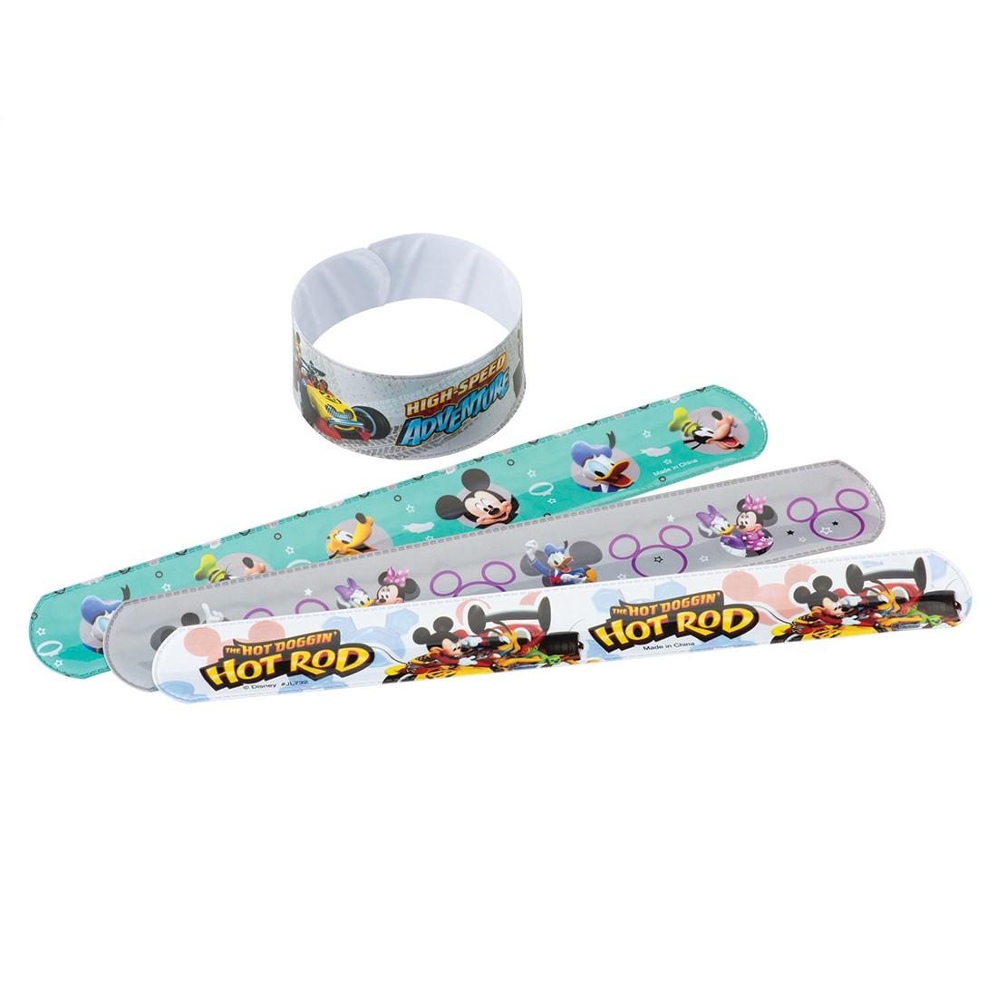 Mickey Mouse Slap Bracelets [image]