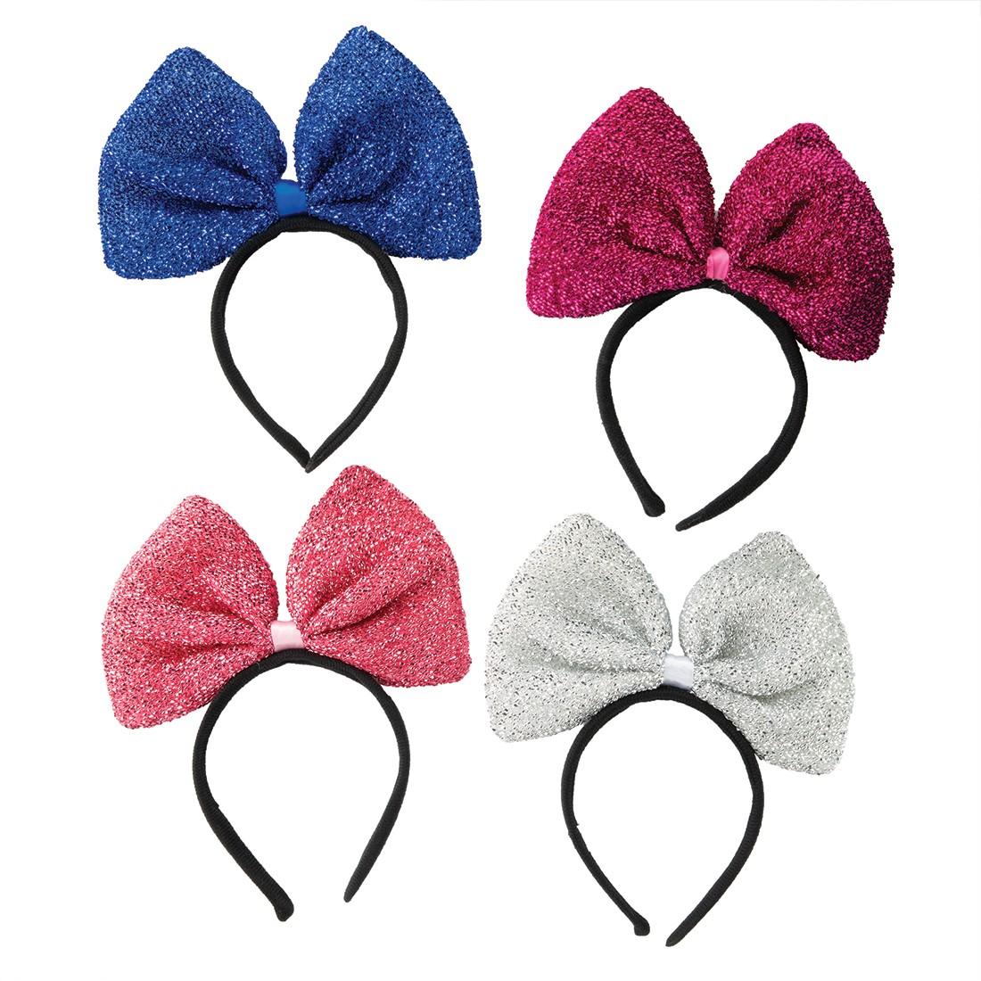 Large Bow Headbands [image]