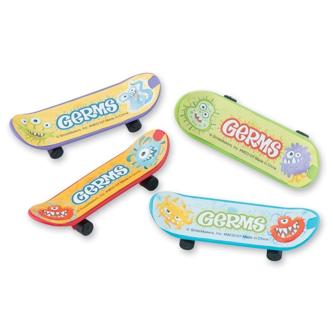 Germ Squad Skateboards [image]