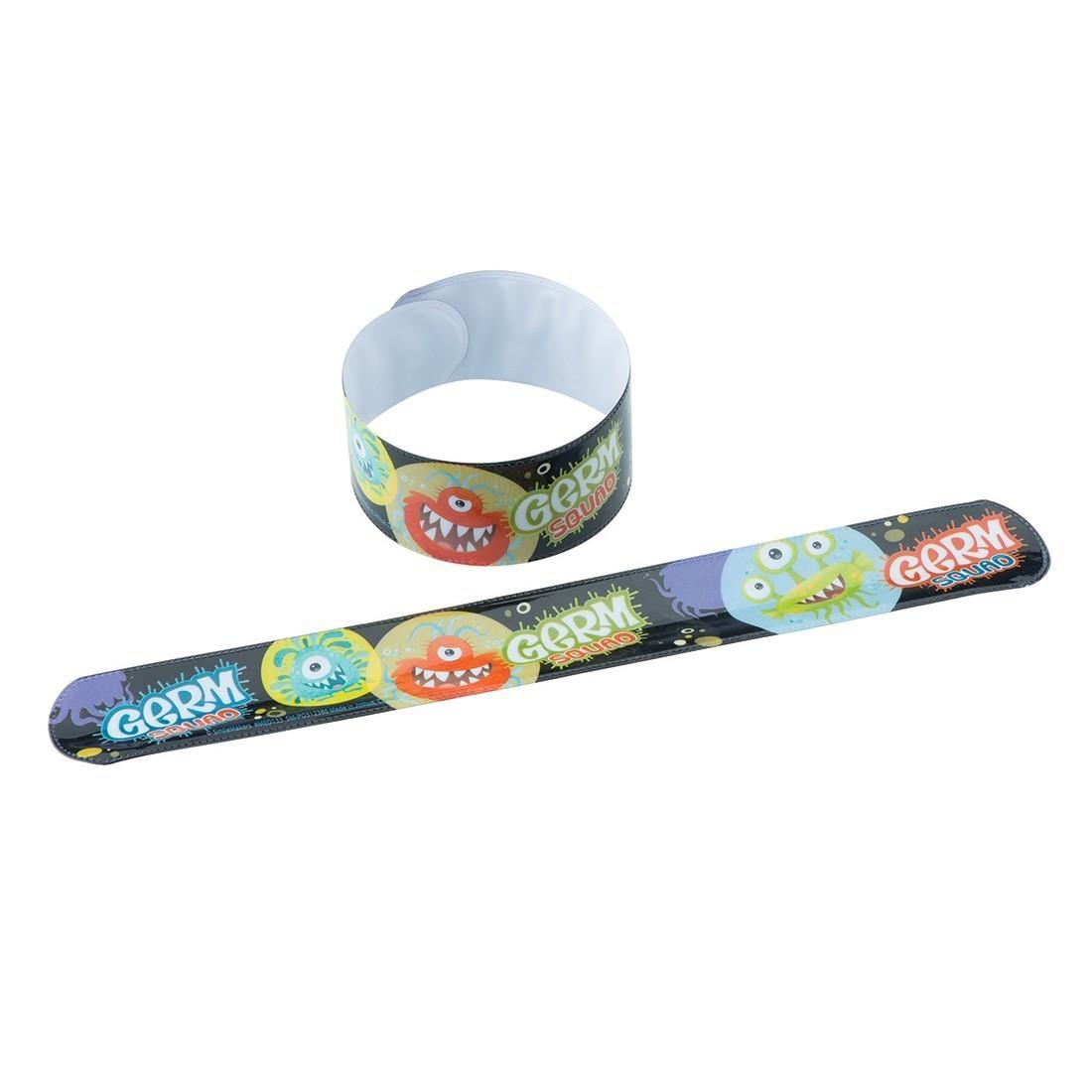 Germ Squad Slap Bracelets [image]