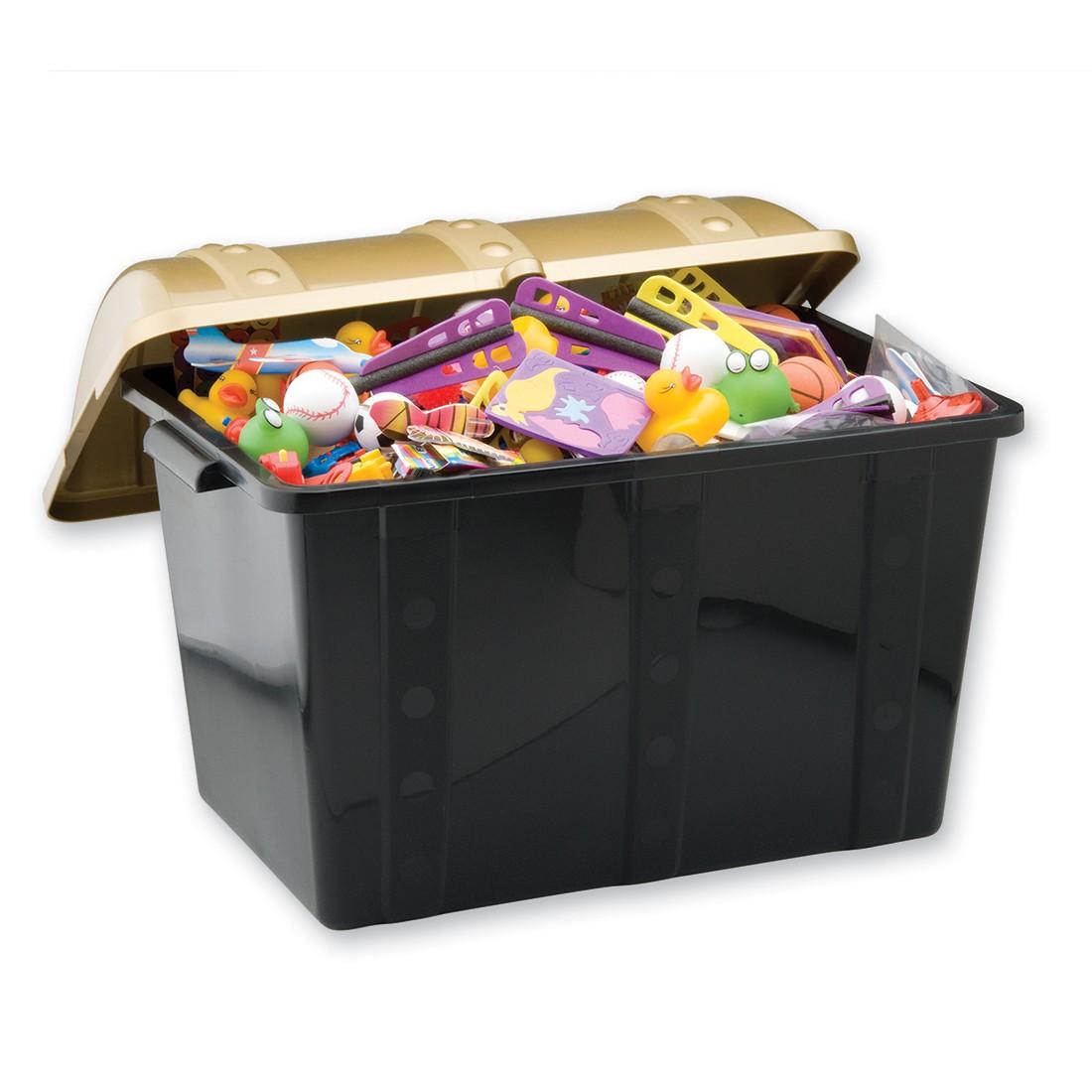 Super Sized Plastic Treasure Chest [image]