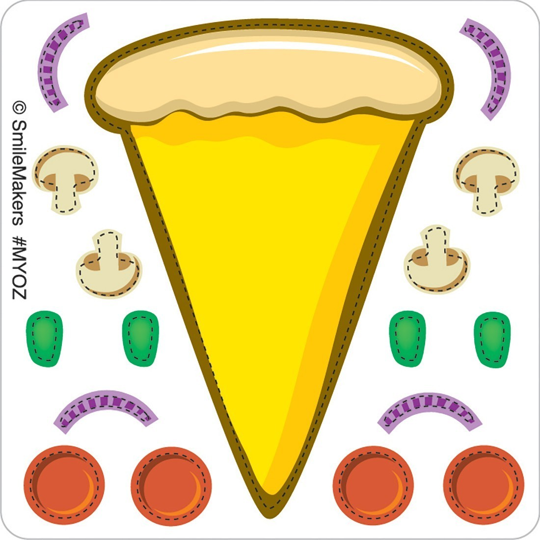Make your own pizza stickers image slider image 0 slider image 1 slider image 2