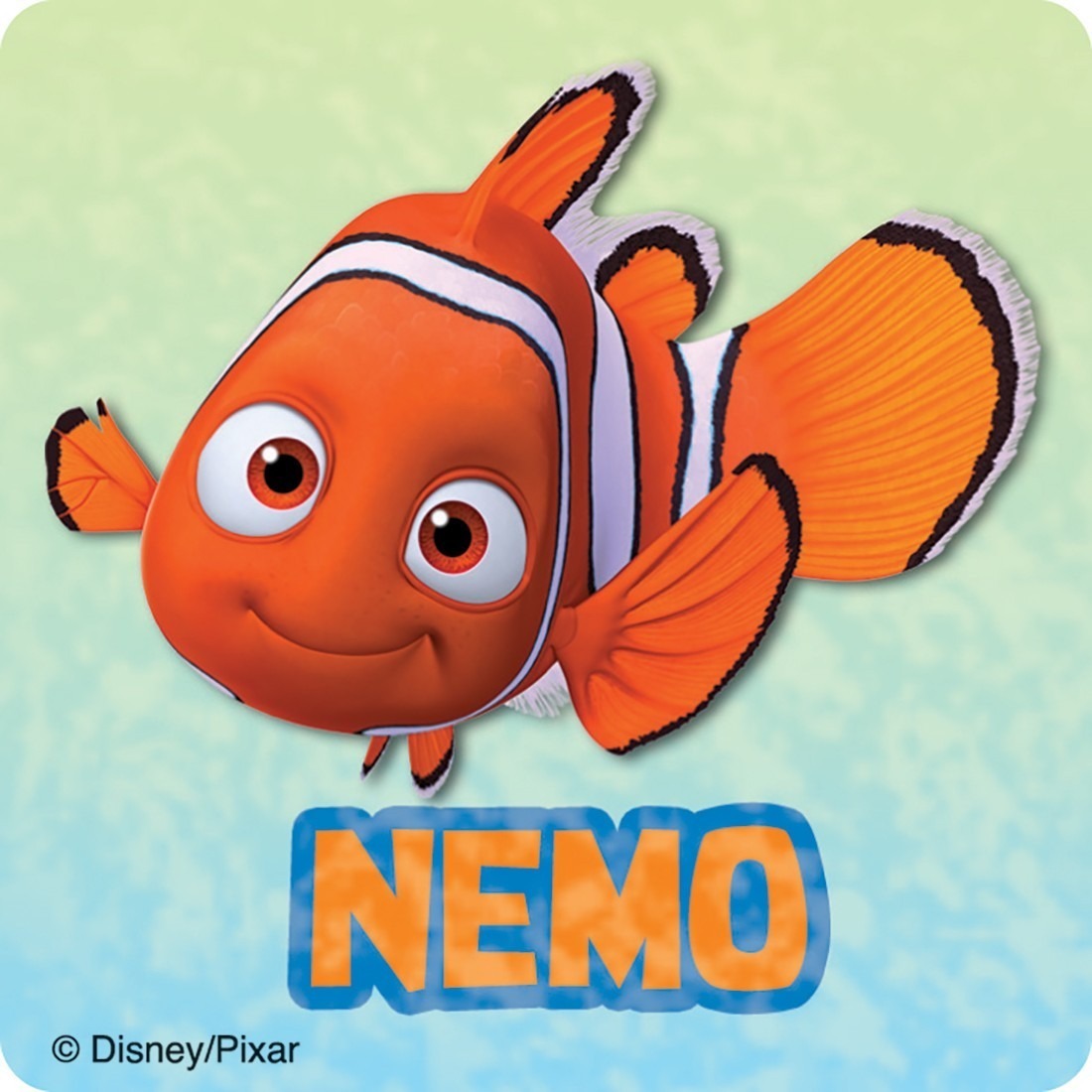Finding Nemo Stickers                              [image]