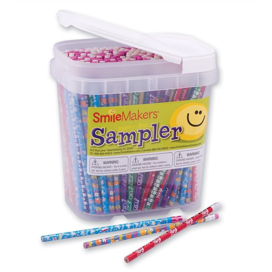 Dental Pencil Sampler [image]