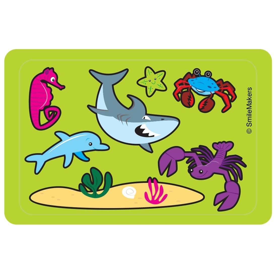Sea Life Stickers [image]