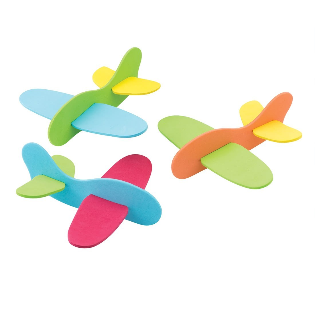 Bright Foam Gliders [image]