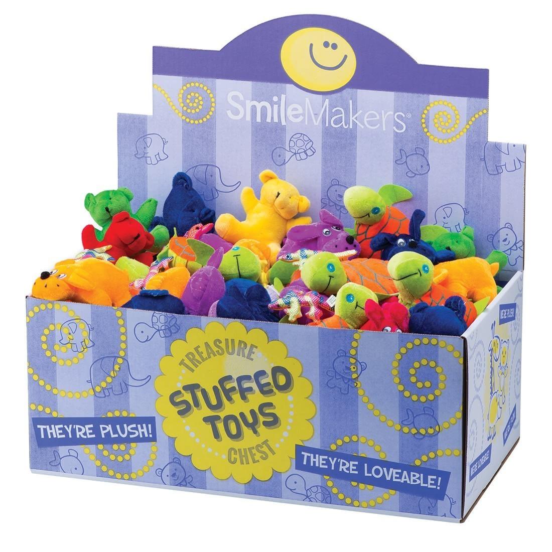 Stuffed Toy Treasure Chest [image]
