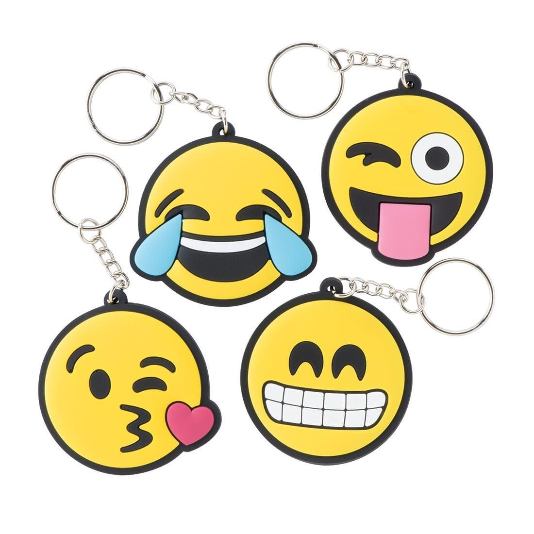 Emoji Rubber Backpack Pulls [image]