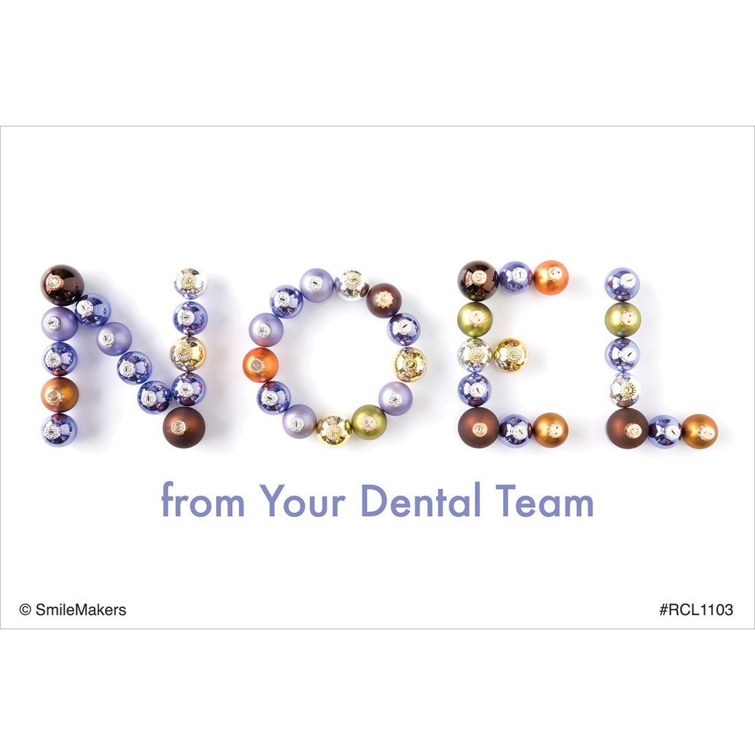 Noel Dental Team Recall Cards [image]