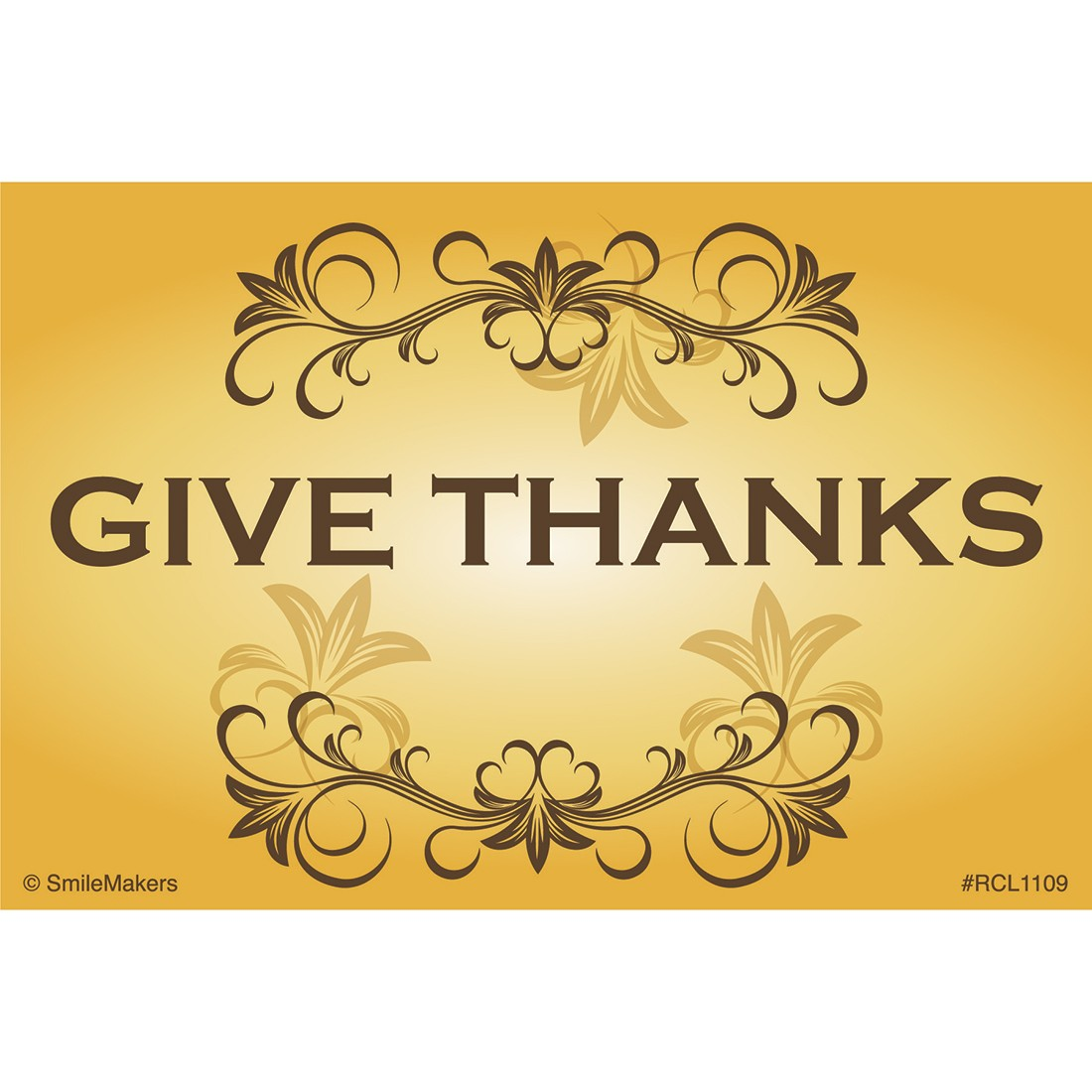 Give Thanks Recall Cards [image]