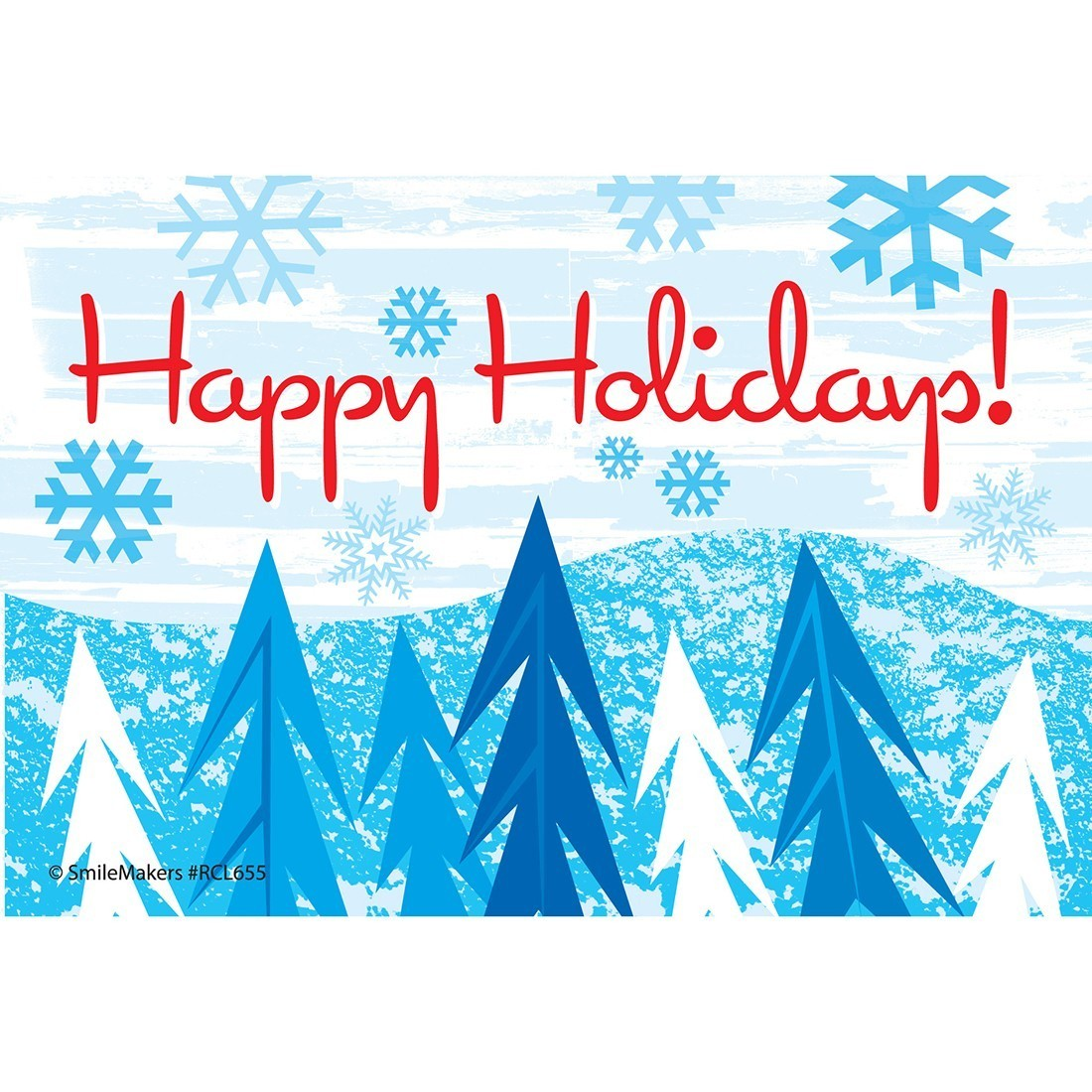 Happy Holidays Recall Cards [image]