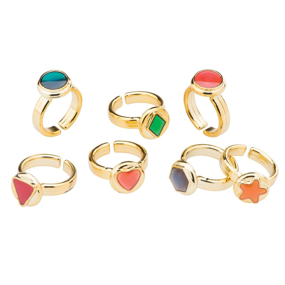 Assorted Glamour Rings [image]