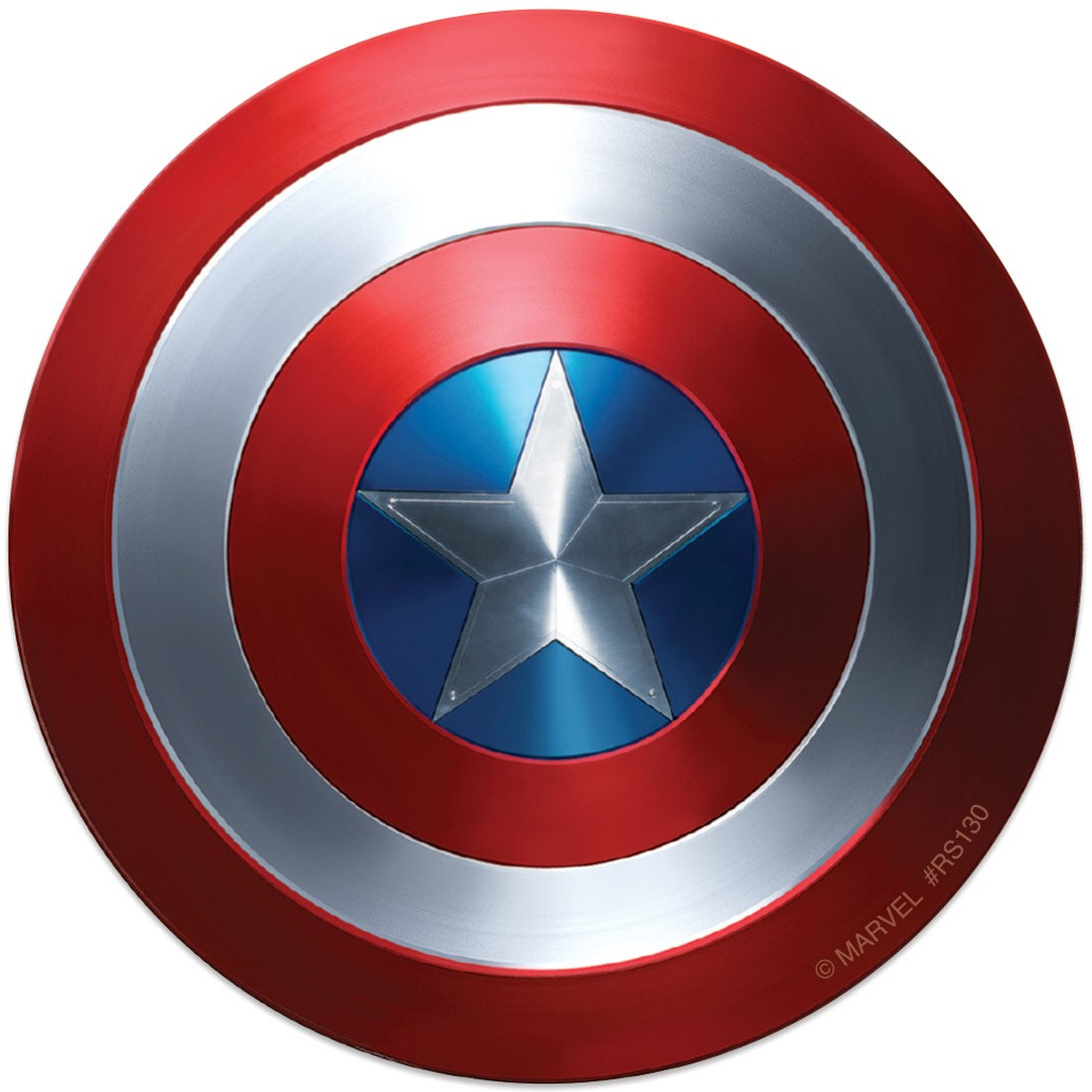 Captain America Shield Re-Stickables [image]
