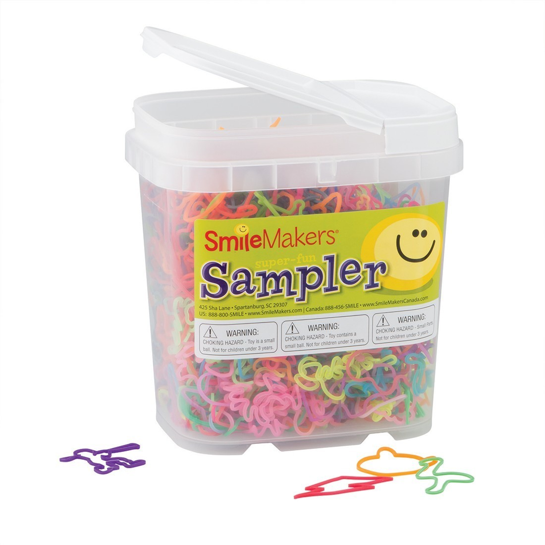 Smile Band Sampler [image]