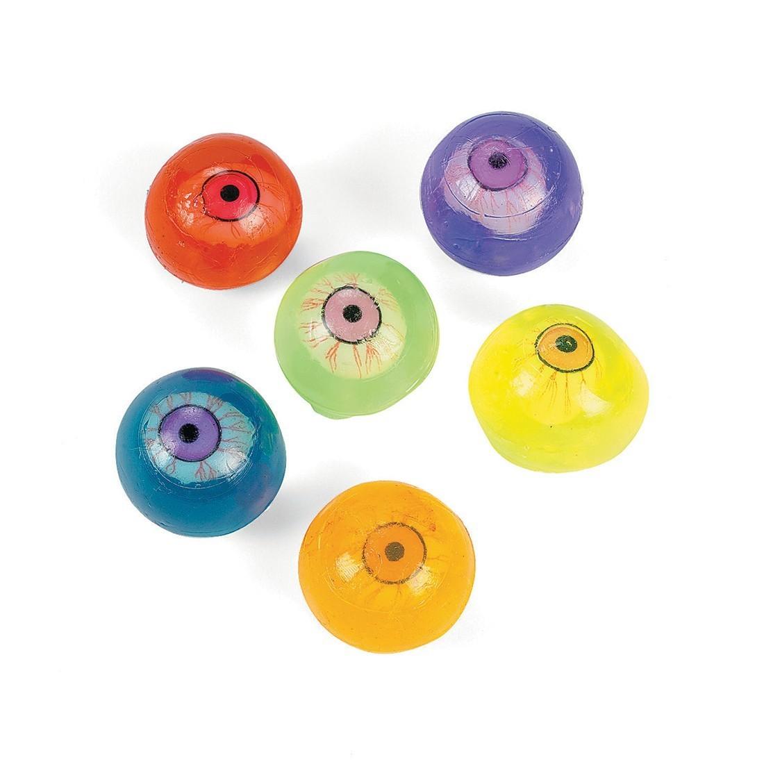 Sticky Eyeballs [image]