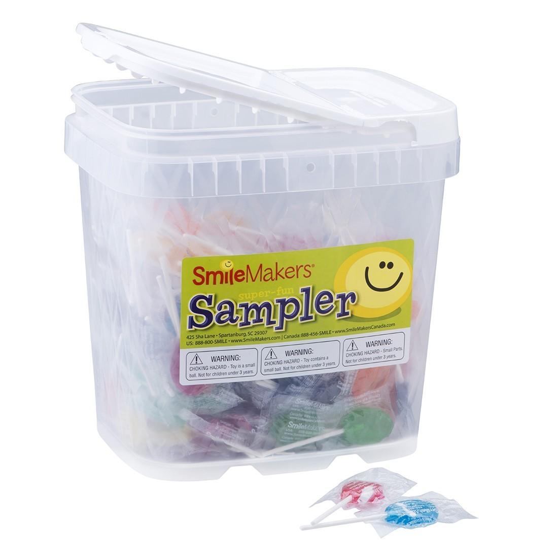 Dr. John's® Sugar Free Lollipop Sampler [image]