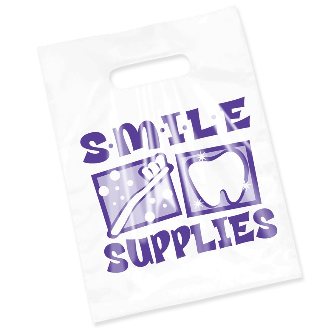 Clear Smile Supplies Bags                          [image]