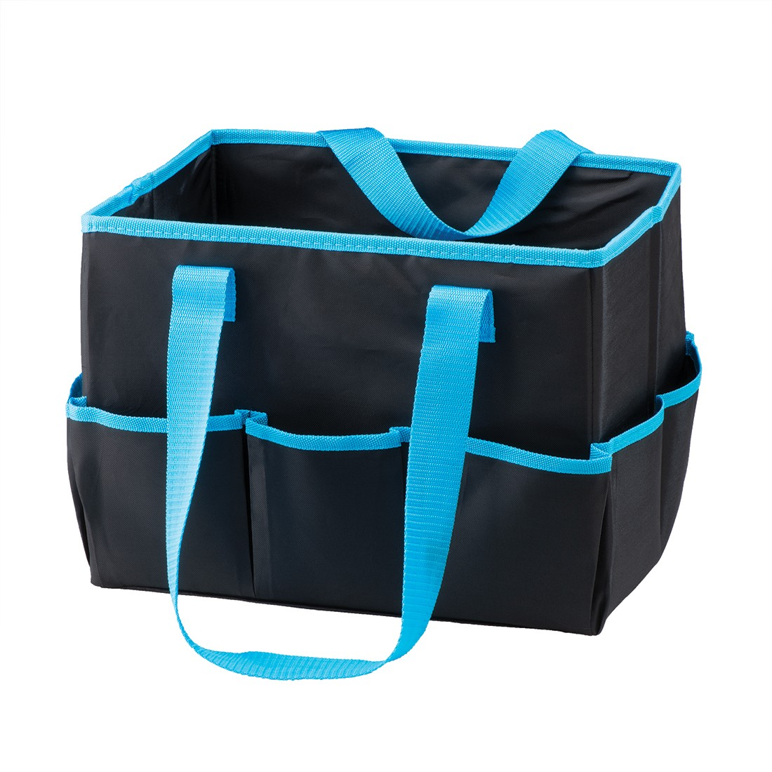 Nylon Carry-All Storage Tote  [image]