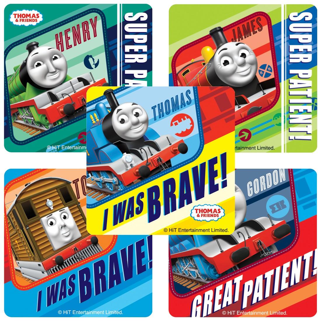Thomas the Train & Friends Patient Stickers [image]