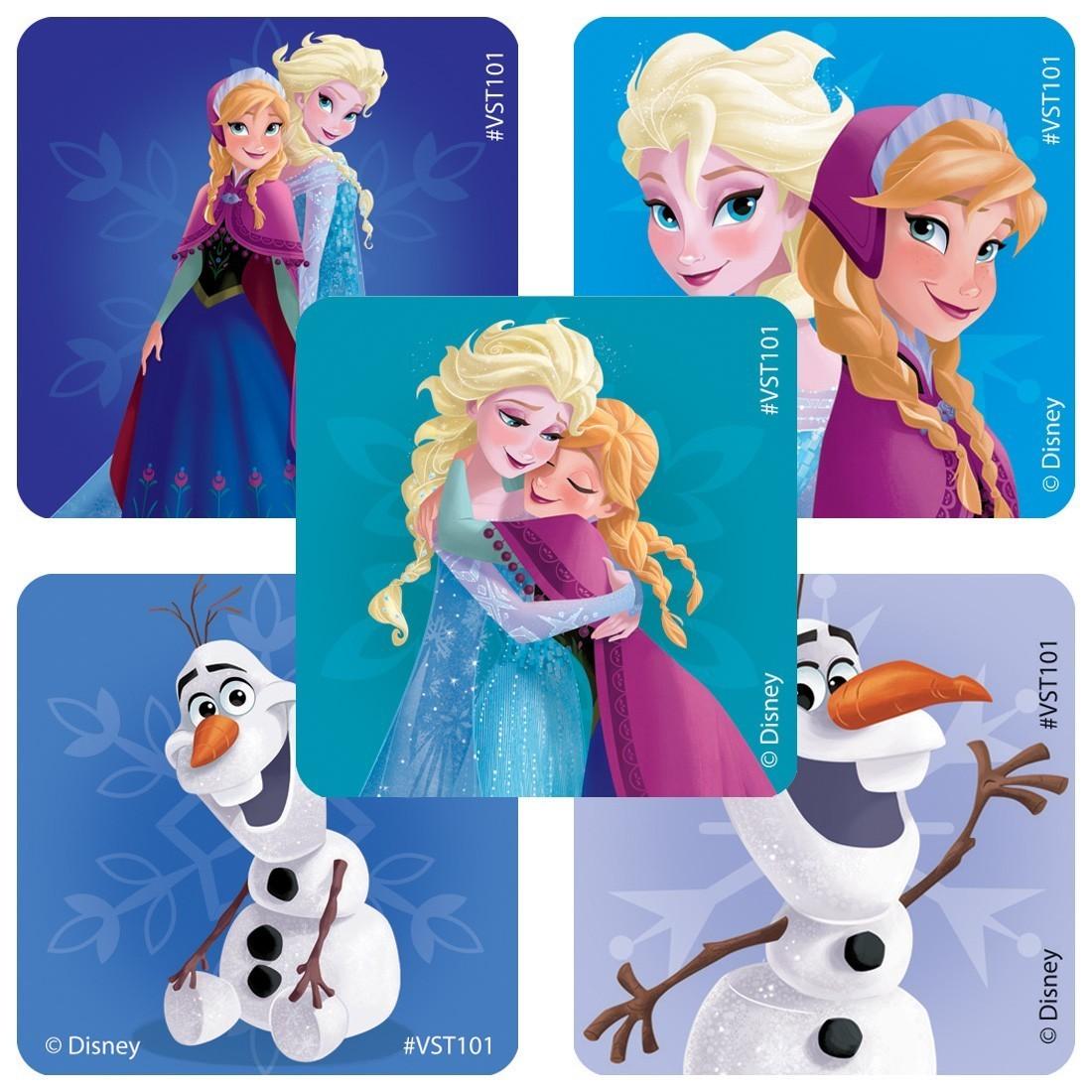 Frozen ValueStickers   [image]