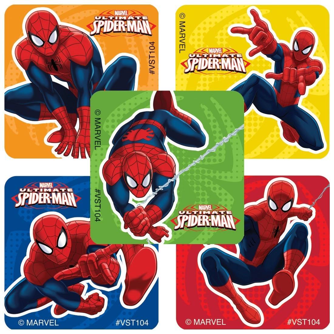 Spider-Man ValueStickers   [image]